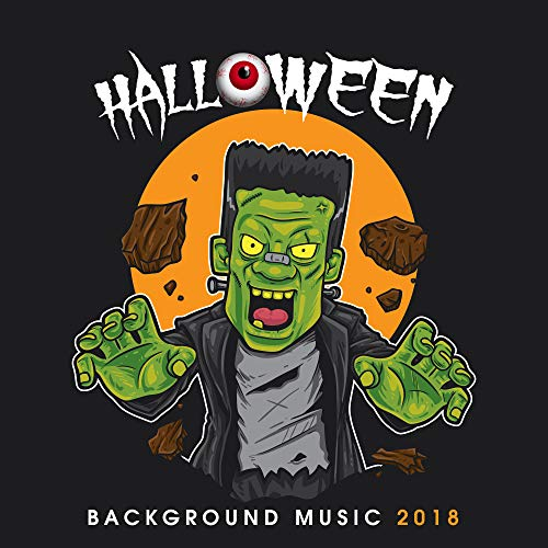 Halloween Background Music 2018 - for Small Parties, Parties at Home, Costume Party]()