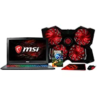 XOTIC MSI GF72VR 7RF-650 W / FREE BUNDLE! -17.3 FHD 120hz Screen | Intel Kaby Lake i7-7700HQ | NVIDIA GeForce GTX 1060 6GB | 16GB RAM | 500GB SSD | 1TB HDD | Win10
