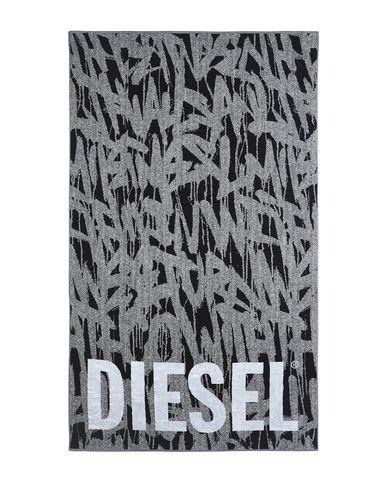 Strandtuch oder Pool Diesel Diesel Diesel Gym 100% Schwamm Chenille-Puro Baumwolle cm 95 x 180 Ripped Tiger - grau B07C3RX9HX Strandtücher da18ba