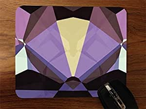 Abstract Shapes Desktop Mouse Pad by icecream design