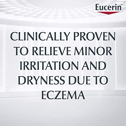 51OrspUivZL - Eucerin Baby Eczema Relief Body Cream - Steroid & Fragrance Free For 3+ Months Of Age - 5 Oz. Tube