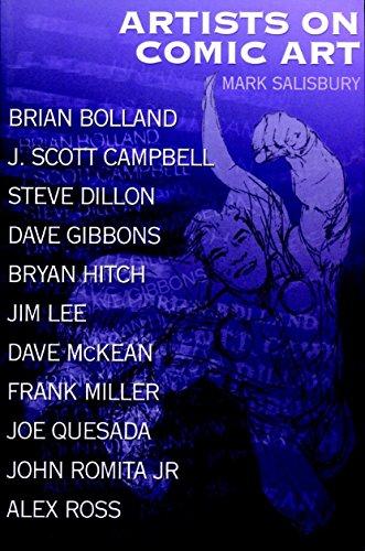 Artists on Comics Art by Brand: Titan Books
