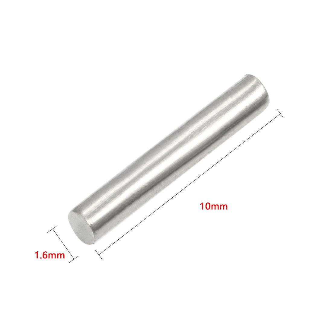 Amazon.com: uxcell 1,6 mm. de diámetro de longitud de acero ...
