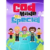 Children's Poster God Made Me Special Kids Series 1 (18x24)