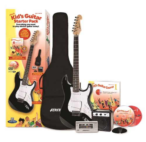 Alfred Publishing s Kid's Electric Guitar Course, Complet...