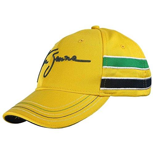 Gorra de casco de Ayrton Senna