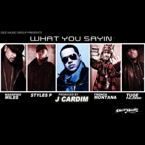 What You Sayin' (feat. Styles P., Masspike Miles, Tuge Palermo and French Montana) - Style Palermo