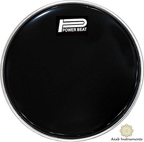 Power Beat Black Head / Skin for Doumbek / Darbuka 9'' (23 centimeter) by Power Beat