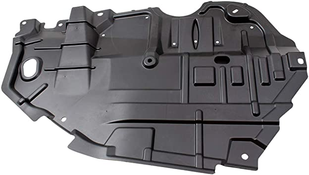 Koolzap For 12-14 Camry Front Engine Splash Shield Under Cover Guard Driver 5144206140