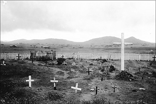 42x63 Poster; Indian Grave Yard, El Capitan, At Mission Santa Ysabel Asistencia, San Diego, Ca.1902 Chs 736