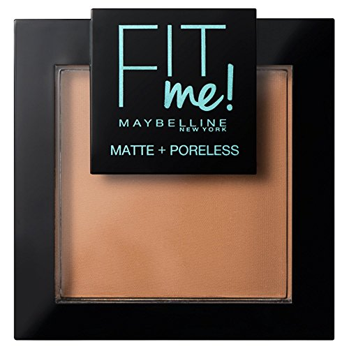 Maybelline Fit Me Matte and Poreless Powder, 30 ml, Number 350, Caramel