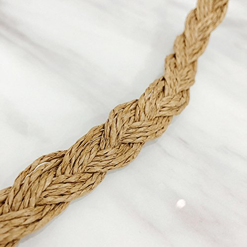 wind shoulder bag straw simple 2018 female braided national summer fashion bag White Messenger waBqYnfp