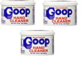 Goop Hand Cleaner, Laundry Stain Remover, (Pack of 3)