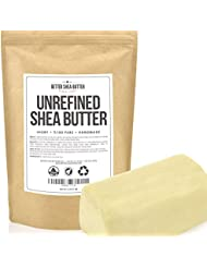 Unrefined Shea Butter by Better Shea Butter - African...