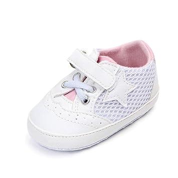 e61f4330d9fb Amazon.com: When Should I Buy My Baby First Shoes,UROSA Newborn ...