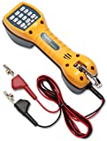 Fluke Networks TS30 Telephone Test Set with Angled Bed-of-Nails Clips