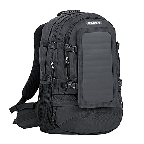 Solar Battery Charger Backpack - 7