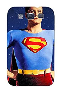 Series Skin Case Cover For Galaxy S3(movie Erial Uperman In 1948 And Atom Man V Uperman In 1950)