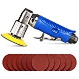 Best ZFE Car Polishes - ZFE 11Pcs 3inch New Random Air Palm Sander Review