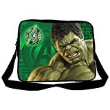 BB Designs Marvel The Hulk Messenger Bag