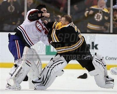 Tim Thomas Boston Bruins Carey Price Canadiens Fight 8x10 11x14 16x20 1505 Size 11x14