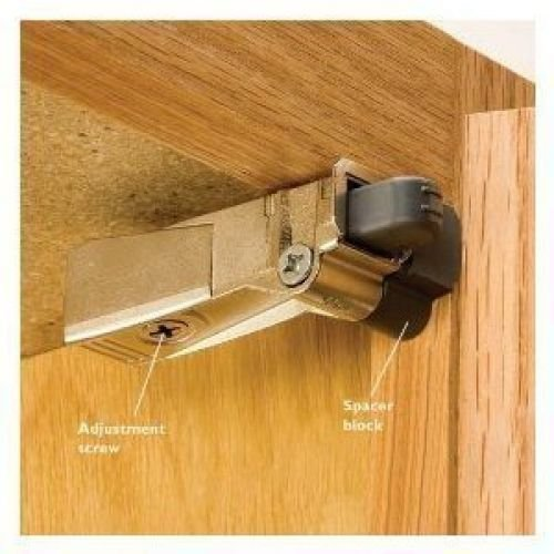 Blum Blumotion Adapter (Blumotion Hinge Adapter, Compact W/ Spacer - 25)