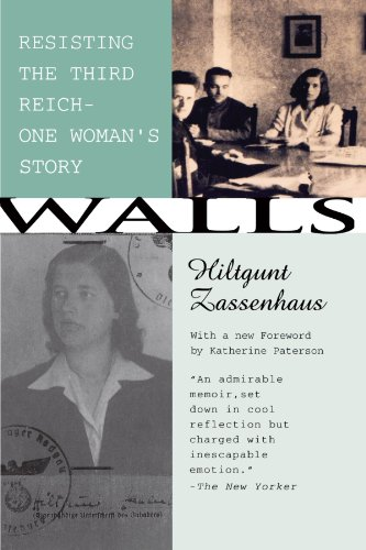Walls: Resisting the Third Reich- One Woman's Story, used for sale  Delivered anywhere in USA