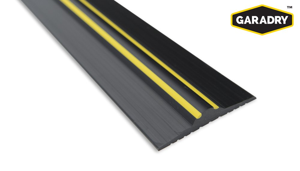 Garadry ¾'' Garage Door Threshold Seal Kit 18'3''