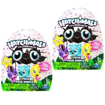 Hatchimals CollEGGtibles Blind Bag Series 1 (SET OF 2) from Spin Master