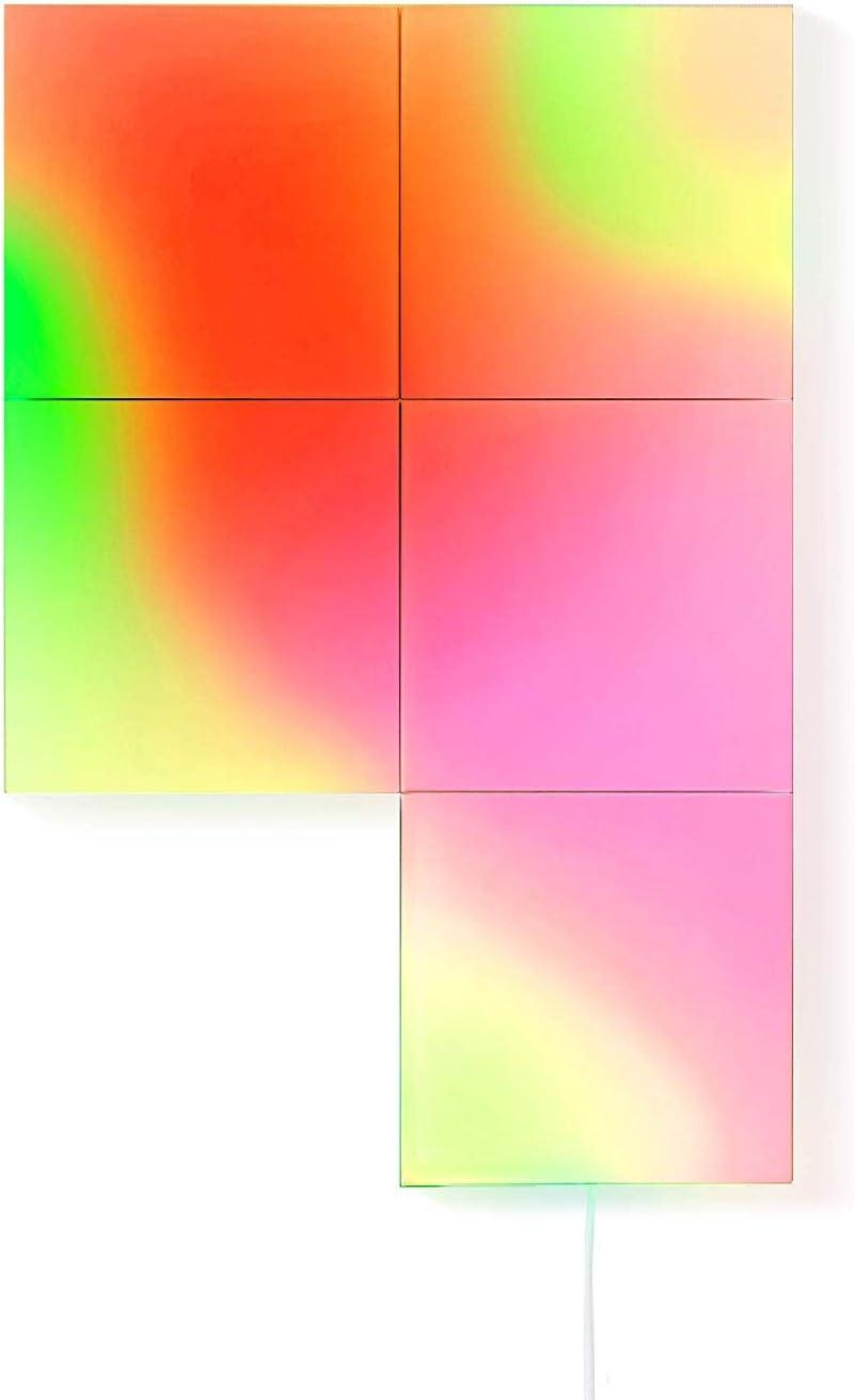Lifx Tile Kit Iluminación, Ajustable, no Requiere Concentrador, Multicolor