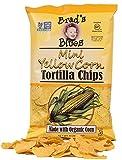 Brad's Organic Yellow Mini Tortilla All Natural, 8 Ounce (Pack of 12)