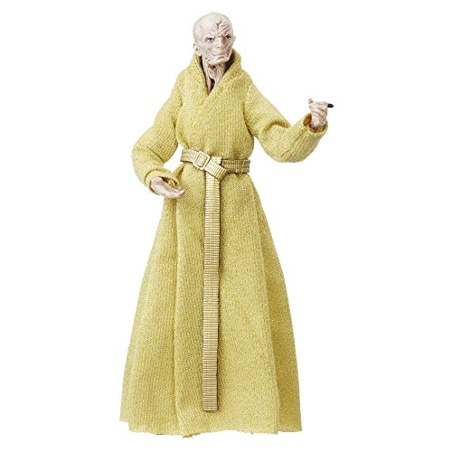Obi Collector Wan Series (Star Wars The Black Series Episode 8 Supreme Leader Snoke)