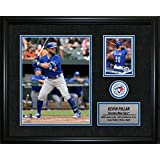 Frameworth Kevin Pillar - Blue Jays Photocard Frame, One Size, Black