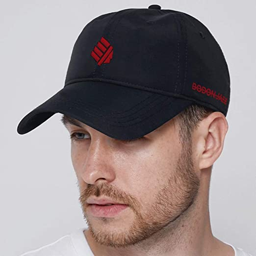 Boeizy Las gorras de béisbol de secado rápido aumentan los ...