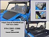 P/N:13083-13086 Polaris General Windshield & Cab Back Combo