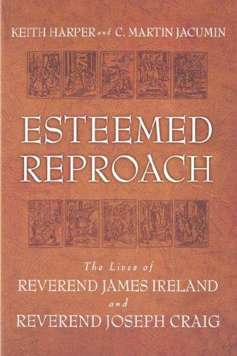 ESTEEMED REPROACH ebook