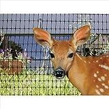 TekSupply 109756 Deer Fence & Bird Netting Poly Mesh 10 ft x 350 ft