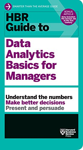 Pdf Science HBR Guide to Data Analytics Basics for Managers (HBR Guide Series)