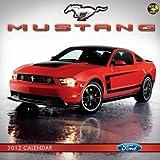 Ford Mustang 2012 Calendar