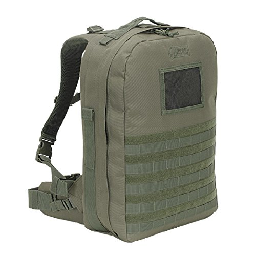 VooDoo Tactical 15-0148004000 Deluxe Professional Special Ops Field Medical Pack Lite, OD
