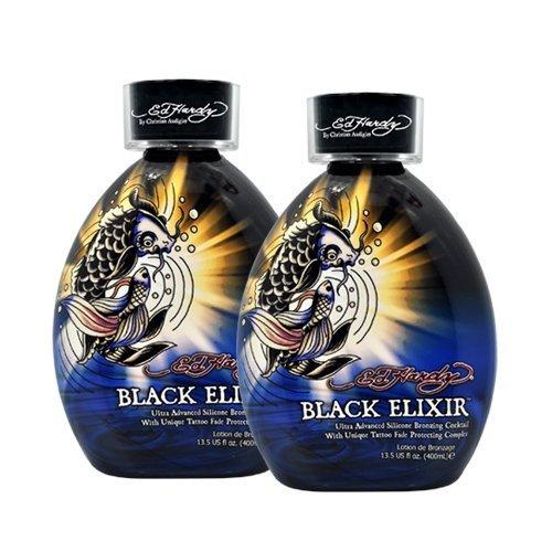 black elixir indoor tanning accelerator