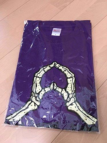 ももいろクローバーZ ピーチポーズ Tシャツ 紫色 Lサイズ 高城れに マキシマムザホルモン