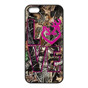 Browning LOVE Phone Case for Iphone 5s