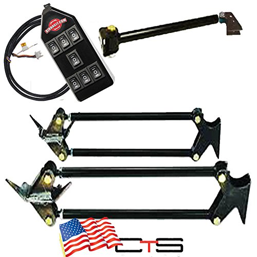 - Chassis Tech Parallel 4 Link Kit Universal Weld on Application 1.25 DOM .156 Wall Tube s/Box