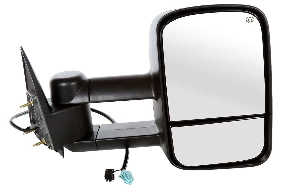 Prime Choice Auto Parts KAPGM1321355 Right Side Power Heated Towing Turn Signal Mirror
