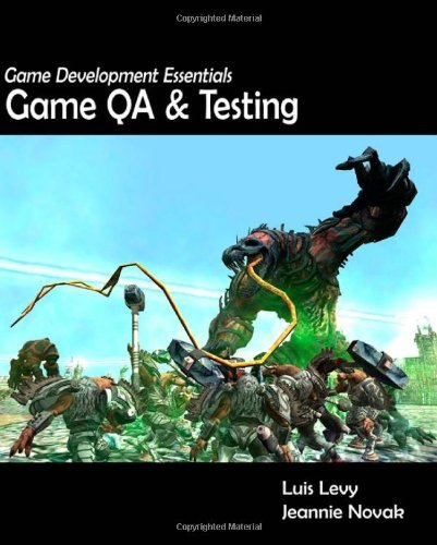 Game Development Essentials: Game Qa & Testing (Game Development Essentials) (Paperback) - Common by Delmar Cengage Learning