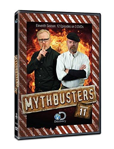 UPC 743252543948, Mythbusters Season 11 DVD