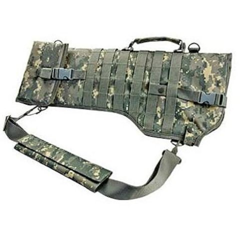 (VISM by NcStar Tactical Rifle Scabbard, Digital Camo (CVRSCB2919D))