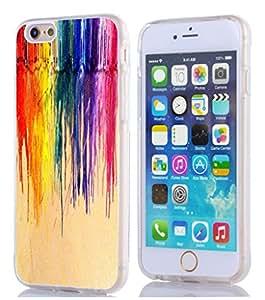 carcasas iphone 6S, fundas iphone 6 impresión de arte vintage de color clásico