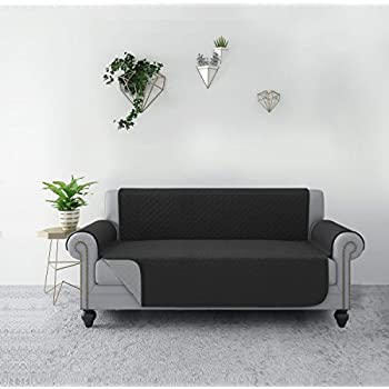 RHF Reversible Sofa Cover, Couch Covers For 3 Cushion Couch, Couch Covers  For Sofa